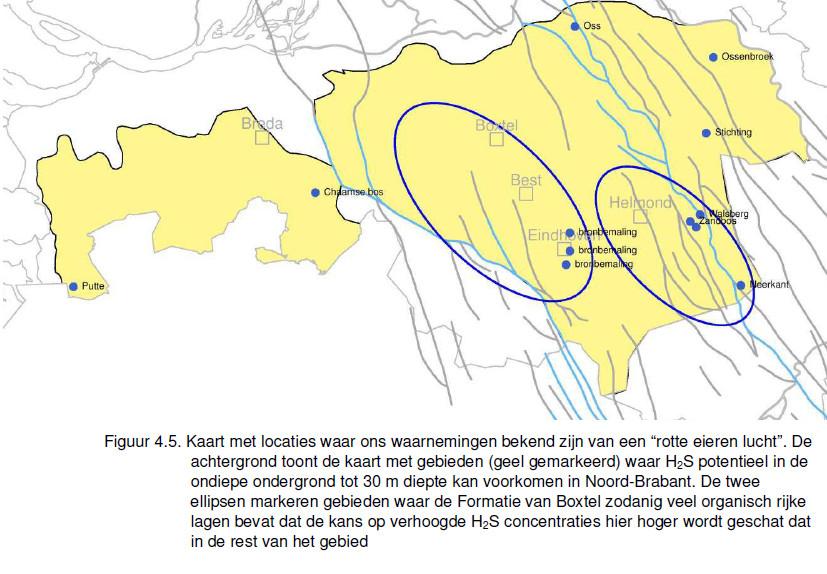 H2S in Brabant-1