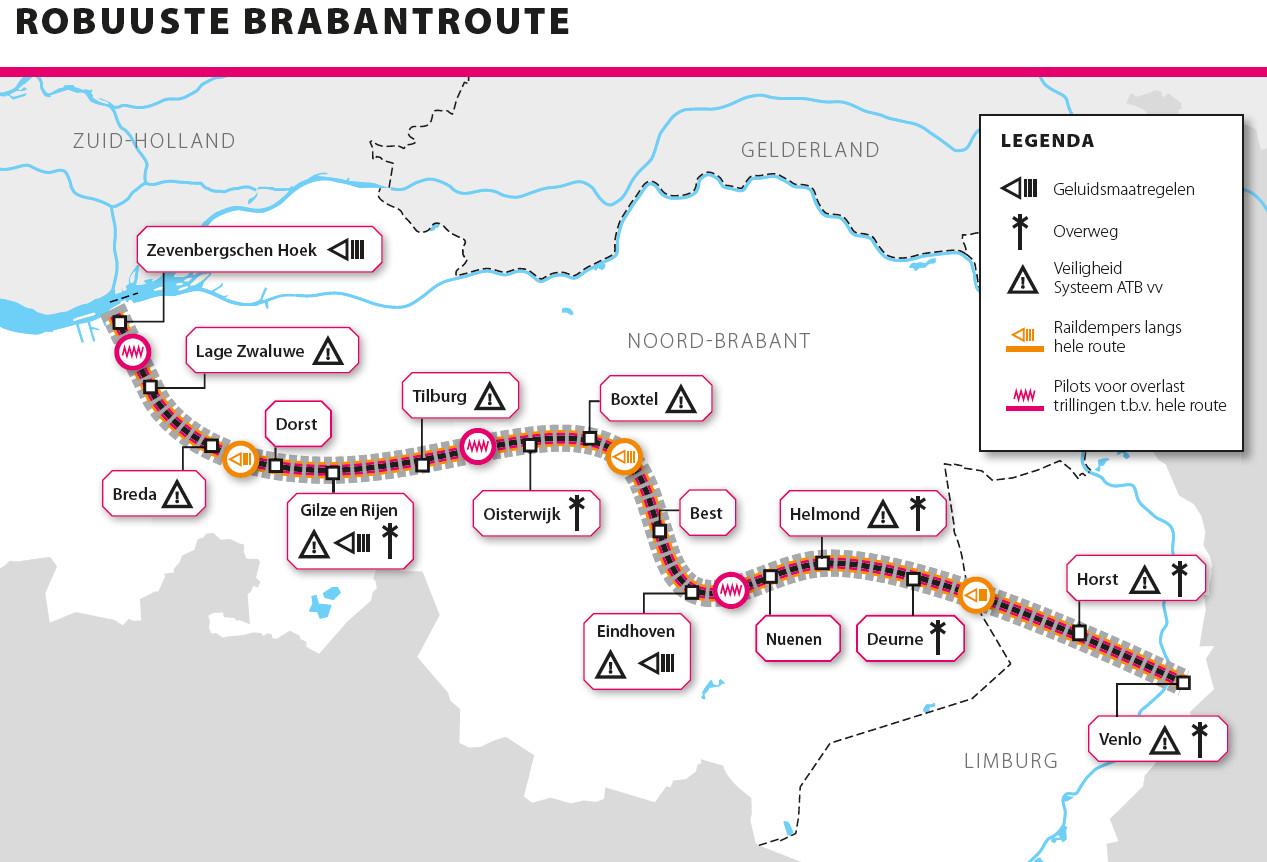 Maatregelen op de Brabantroute_overeenkomst okt2016