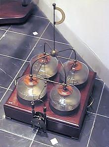 Leidse fles in Museum Boerhave