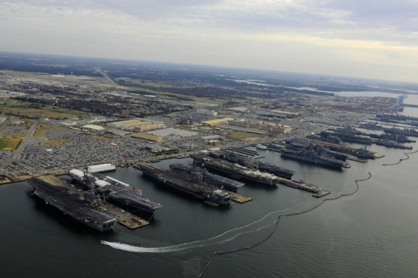 Norfolk Naval Station Virginia