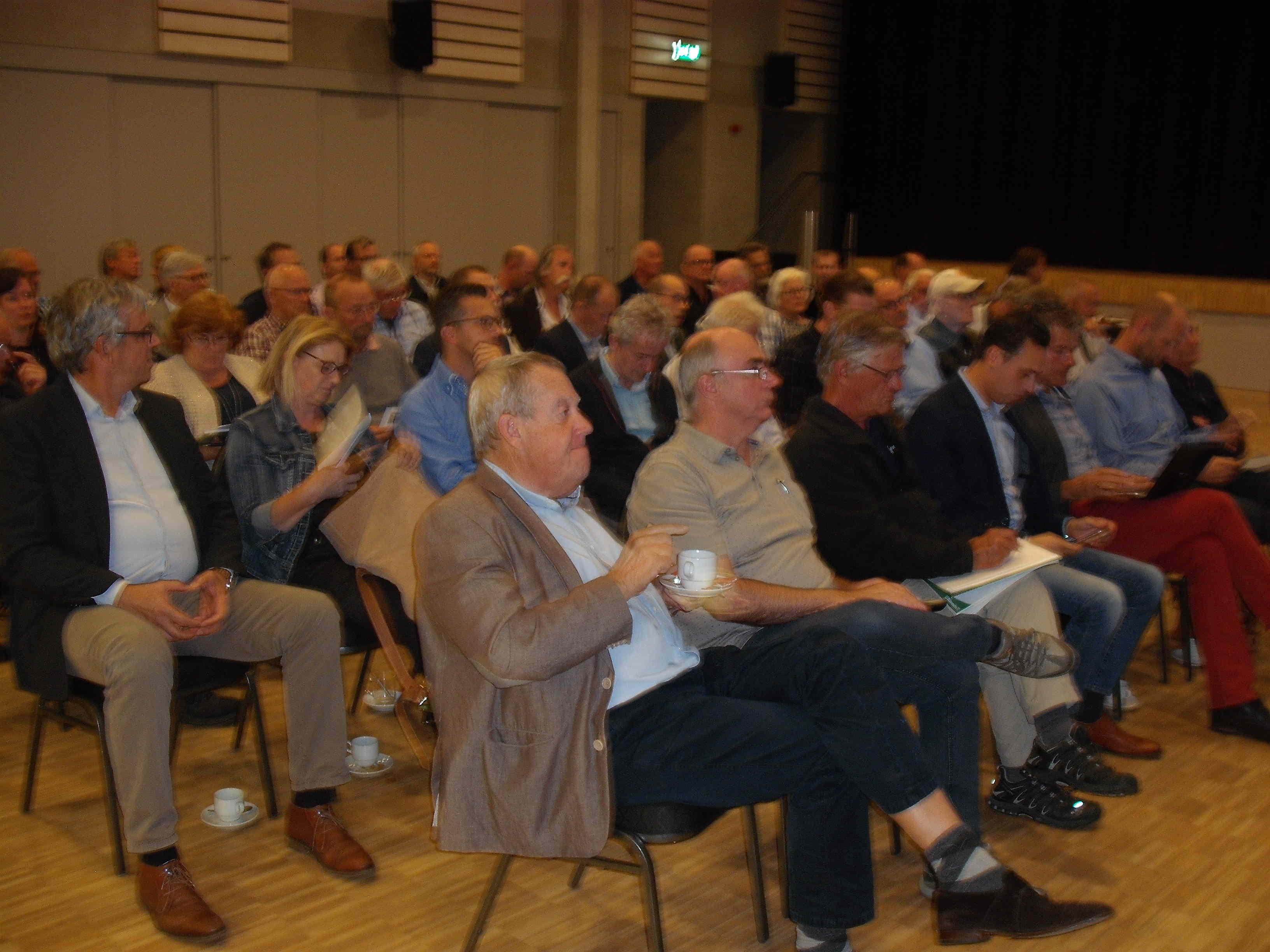 CDA Eersel-voorstel voor tekst in verkiezingsprogramma's over vliegveld verzonden