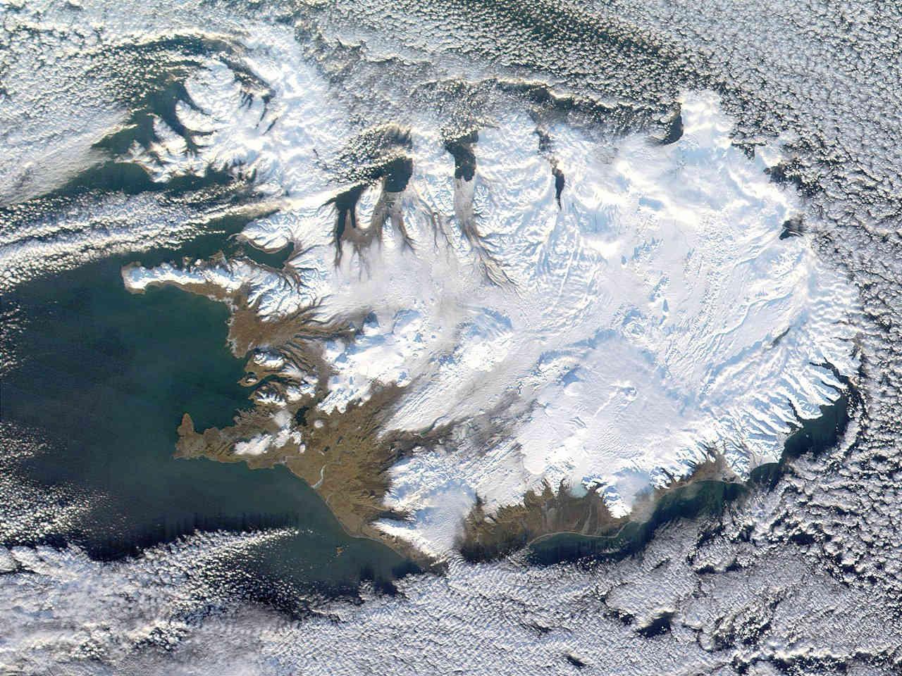 Klimaatverandering beïnvloedt vulkanisme