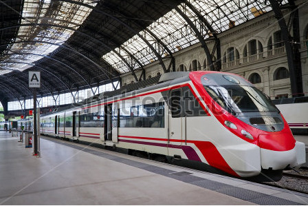 """Petitie """"Maak reizen in West-Europa klimaatvriendelijk"""" overhandigd aan Kamercommissie"""