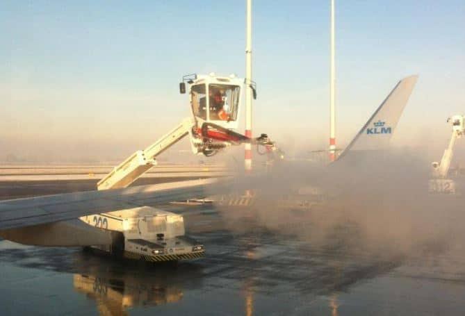 Glycoldumping door Eindhoven Airport (en ander spul…)