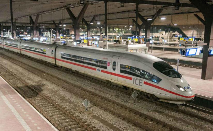 NS wil snelle intercity naar Berlijn
