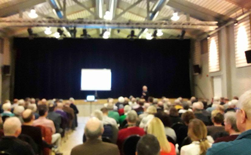 Zeer druk bezochte Knegselbijeenkomst brengt wetenschappelijke verdieping en actuele informatie