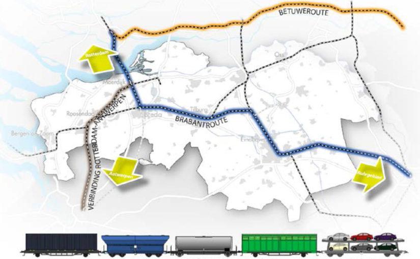 Provinciaal onderzoek naar realisatie veiligheid in spoorzones