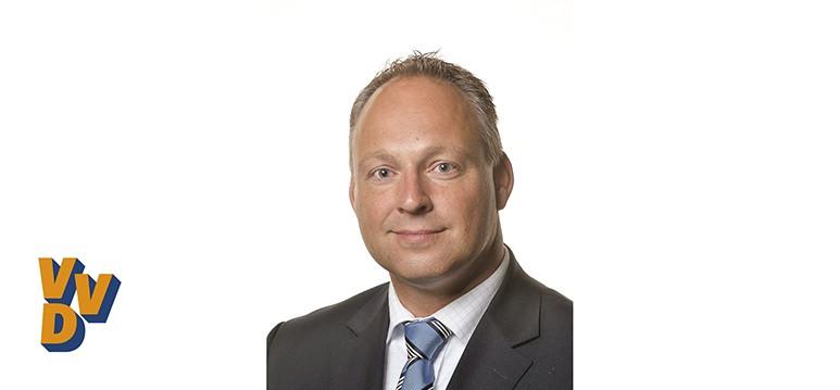 Remco Dijkstra (VVD), luchtvaartwoordvoerder Tweede Kamer