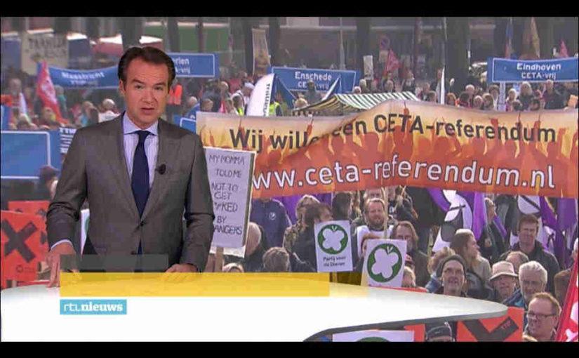 SP: CETA bedreiging voor Brabant