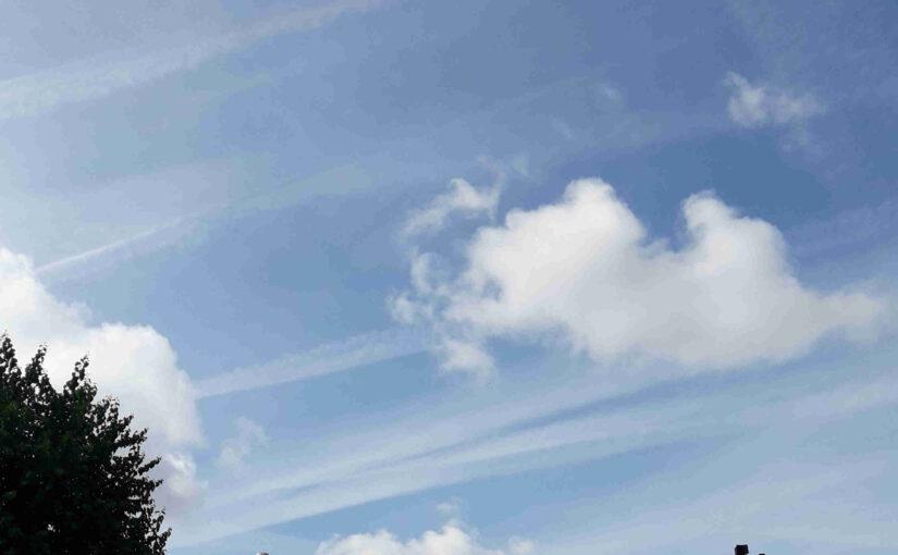 EC: niet CO2 – klimaateffecten vliegen dubbele van CO2 – effect (update)